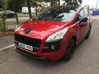 2010 Peugeot 3008 1.6HDI Sport AUTO Only 44K