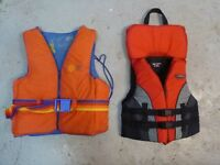 lifejackets gillets de sauvetage
