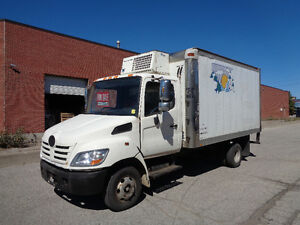 2006 Hino 145 Disel 14ft  Refrigerated box