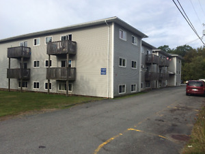 Bright, clean, fresh apartments for rent in Sackville!