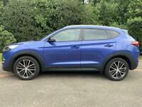 2018 Hyundai Tucson 1.6 T-GDI GO! SE DCT 2WD 5DR AUTO SAT NAV + CAMERA | F