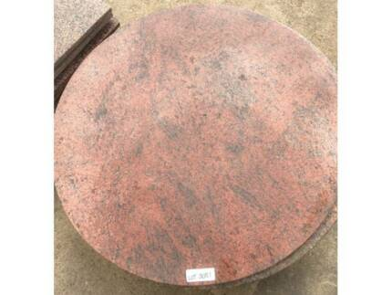 Round Granite Table Top 80cm - suit cafe table