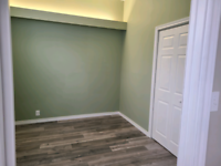 1 Bedroom apartment available March 2021