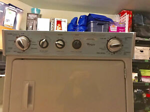 WHIRLPOOL Stacked Washer and Dryer- ORIGINAL PRICE $1300 Strathcona County Edmonton Area image 2