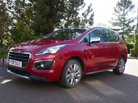 Peugeot 3008 1.6 HDI FAP 115 ACTIVE (red) 2014
