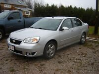 2006 CHEVROLET MALIBU***LTZ***HEATED SEATS***SUNROOF***