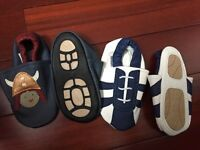 Soft Sole Baby shoes - Better than Robeez