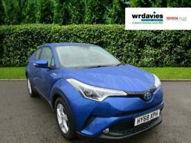 image for 2018 Toyota CHR ICON Hatchback PETROL/ELECTRIC Manual