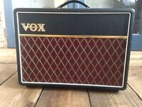 Vox AC10C1 Amp - LESS THAN A YEAR OLD