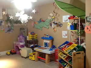 Openings  for North end daycare Peterborough Peterborough Area image 1