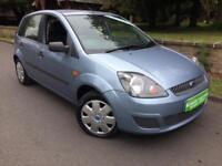 Ford Fiesta 1.25 Style Model LOW MILES ,,