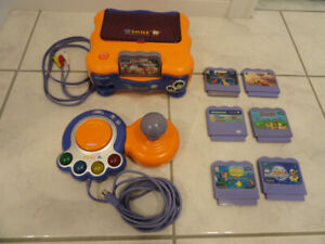 VTECH V. SMILE  -- THE LEARNING SYSTEM AND 7 GAMES