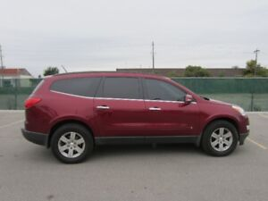 2010 Chev Traverse LT AWD - Low Kms!!!