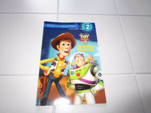 Toy Story level 2 reader