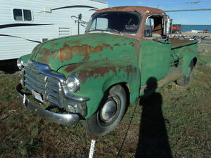 1955 First Series Pickup Project - 3/4 Ton Long box