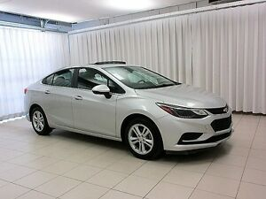 2017 Chevrolet Cruze BE SURE TO GRAB THE BEST DEAL!! LT TURBO SE