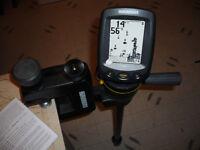 Pêche, détecteur de poissons, Sonar portable