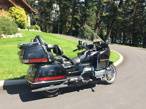 2000-Honda Goldwing GL1500SE