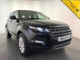 2014 RANGE ROVER EVOQUE PURE SD4 4WD AUTOMATIC DIESEL 1 OWNER SERVICE HISTORY