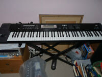 Korg TR Music Workstion