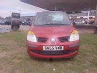 2006 Renault Modus 1.5dCi 86 Oasis 60,000 miles diesel