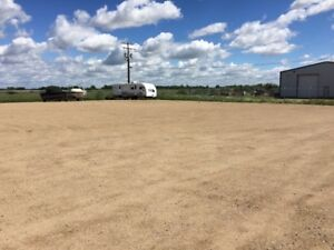 OUTDOOR STORAGE AVAILABLE!  MARTENSVILLE, SK