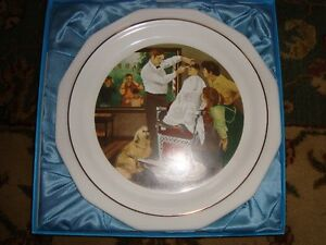 24 COLLECTOR PLATES STILL IN BOXES