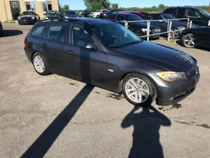 BMW 3 Series Touring 328xi AWD 2007
