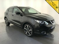 2014 64 NISSAN QASHQAI TEKNA DIG-T 1 OWNER SERVICE HISTORY FINANCE PX WELCOME