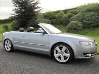 2006 Audi A4 Cabriolet 2.0TDI S Line