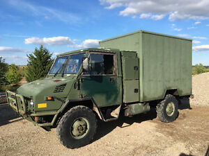 1993 Western Star LSVW Military Truck