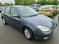 2003 Ford Focus Lx/1.6 Petrol/2 Former keepers/£210 Road tax