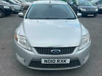 Ford Mondeo 2.0 TDCi 2010 silver 6 speed manual. Cheap family car.good engine.