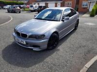 2004 BMW 318 co coupe msport