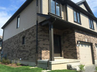 Gorgeous 2 year old open concept condo townhouse in n/w London