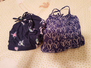 Two swimsuits from babyGAP