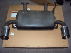 G37 coupe OEM Muffler for sale