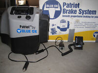 Patriot Braking System for Towed vehicles