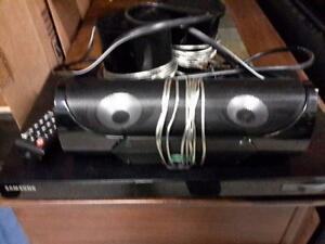 *** USED *** SAMSUNG 5.1 CH HOME THEATRE   S/N:12AD100283   #STORE570