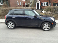 Great Winter Wheel Package for Mini Cooper