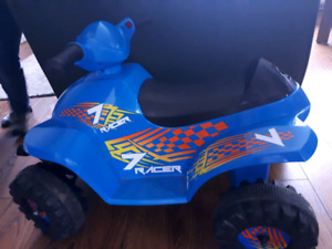 Rechargeable Battery Operated 4 Wheeler