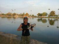Wanted: Fishing Buddy