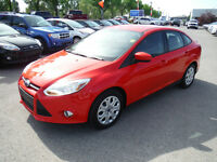 2012 Ford Focus SE with Bluetooth and No Accidents