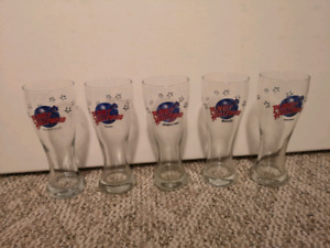 Collectable Planet Hollywood Pilsner Glasses