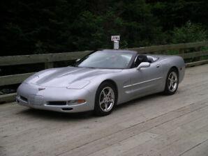 Corvette décapotable 1998 en excellente condition