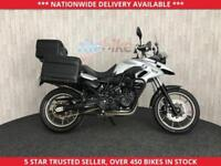 BMW F700GS BMW F700GS ABS MODEL FULL LUGGAGE 12 MONTH MOT 2013 13