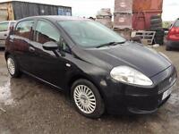 2007 07 Fiat Grande Punto 1.2 Active - WARRANTY - SPARE KEY- MOT - PETROL