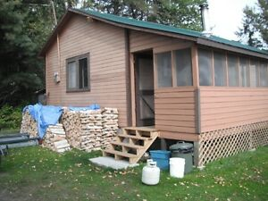 Cabin For Weekly Rental Lake Kipawa, Quebec.  Starting from $600