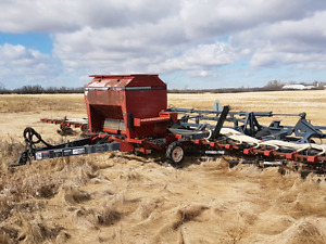 Valmar 3255 and Phoenix Rotary harrow