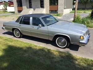 """Buick lesabre 1985 """"collector's edition"""""""